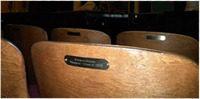 Hoehner Auditorium Seats