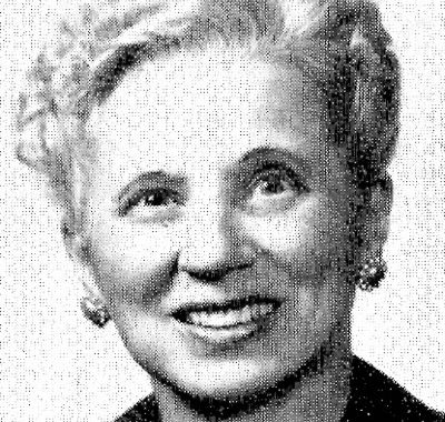 Dorothy Jones Greer